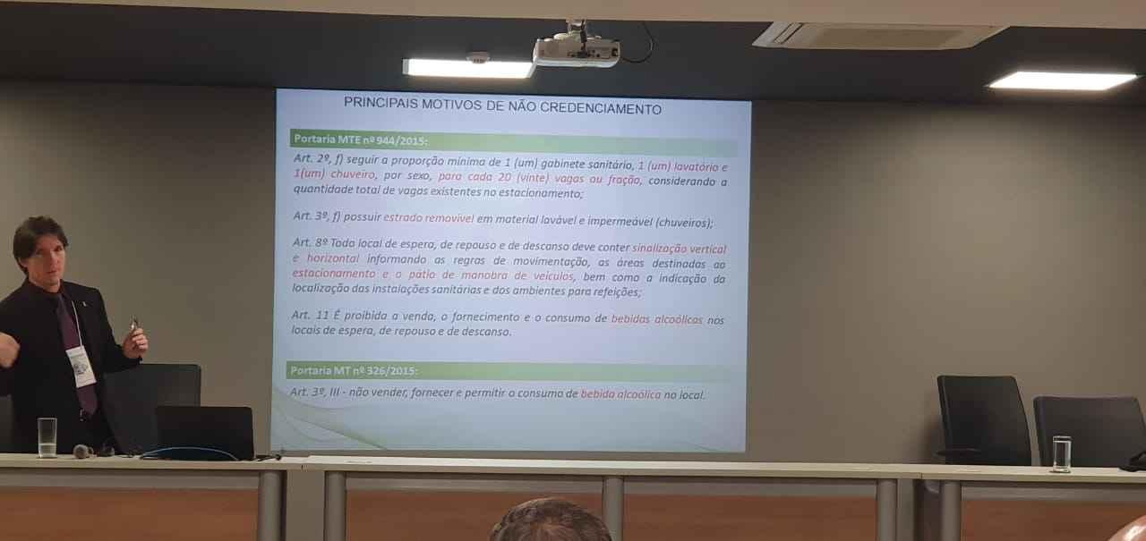 CNTA participa do primeiro dia da 32ª Reunião do Fórum do TRC e apresenta temas discutidos