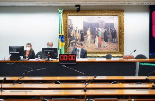 CNTA participa de audiência do CCJ sobre reforma administrativa