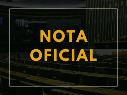 Nota oficial sobre as manifestações de 07 de setembro de 2021